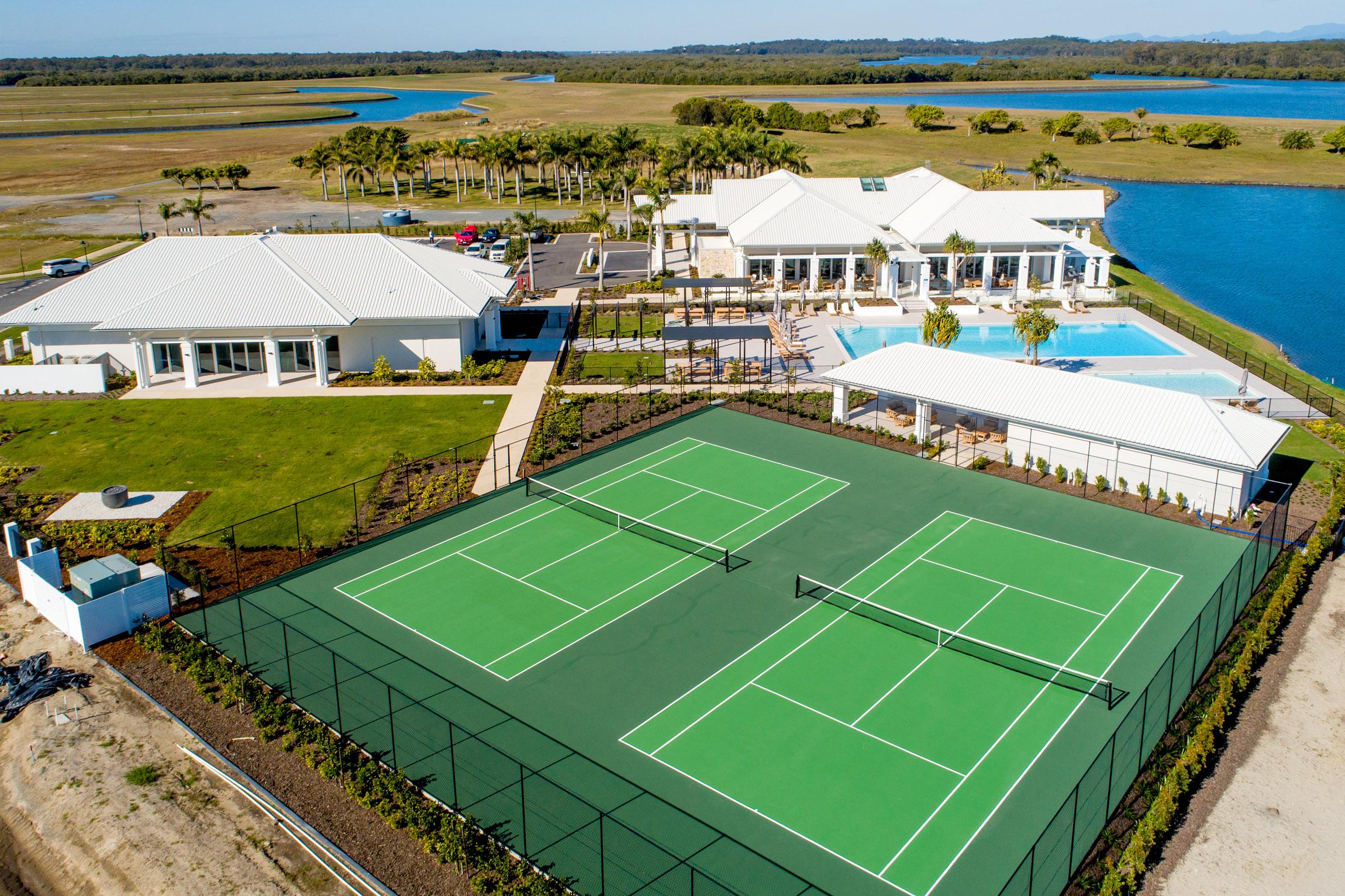 Residents' Leisure Club - Calypso Bay